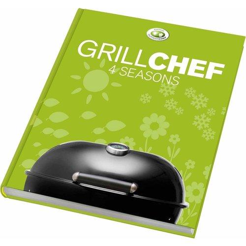 Outdoorchef Outdoor Chef Kookboek Grillchef 4-seizoenen Nederlands