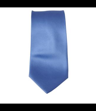 Ernst Alexis Silk Tie - Blue