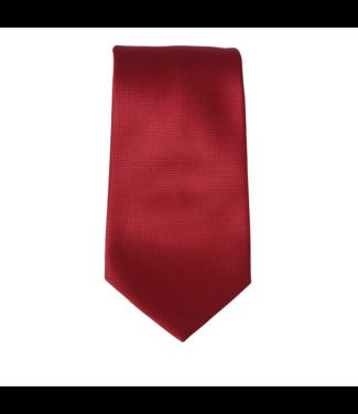 Ernst Alexis Silk Tie - Red