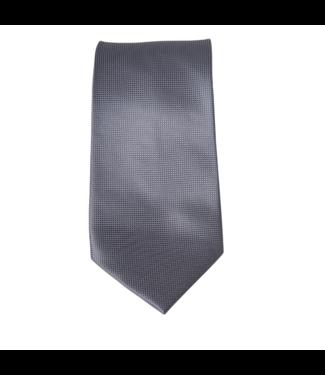 Ernst Alexis Silk Tie - Grey