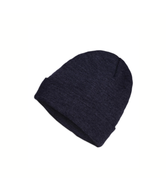 CC55 Knitted hat - Navy