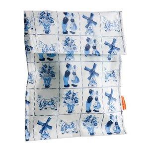 Luieretui Delftsblauw
