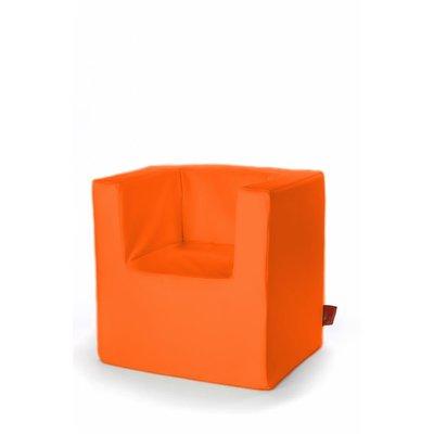 Kinderfauteuil XXL Oranje