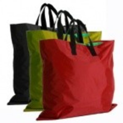 Shopper Antraciet