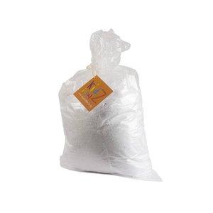 Navulling polystyreen korrels 50 liter