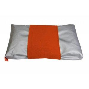 Band aankleedkussen XXL Oranje