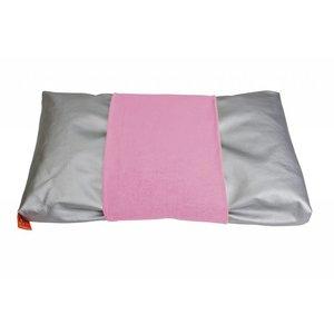 Band aankleedkussen XXL Roze
