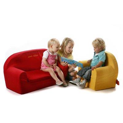 Hoes Kinderbankje (in kleur naar keuze)