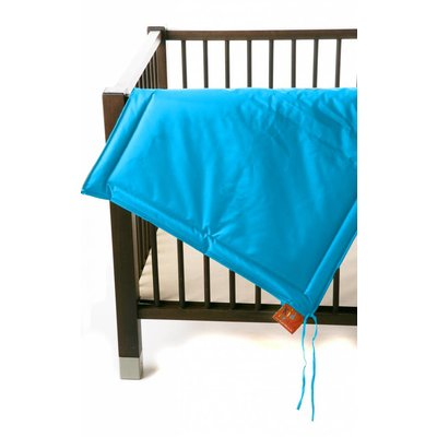 Boxkleed Turquoise (licht aqua)