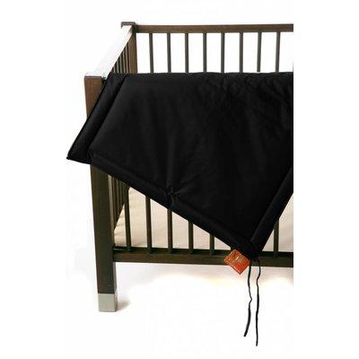 Boxkleed Zwart