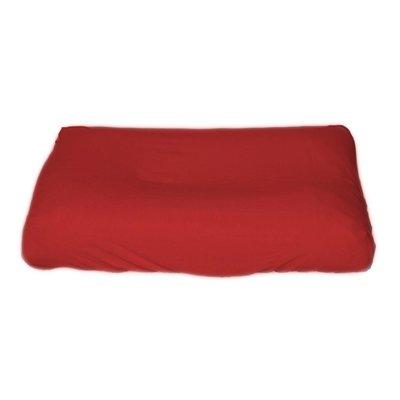 Hoes aankleedkussen XXL  Rood