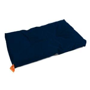 Aankleedkussen Donkerblauw op maat gemaakt