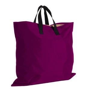 Shopper XXL Aubergine met korting - alleen bij meebestellen met Speelkleed