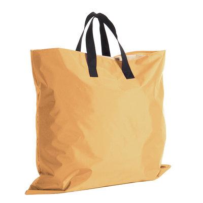 Shopper voor jouw (buiten)speelkleed -Pasteloranje