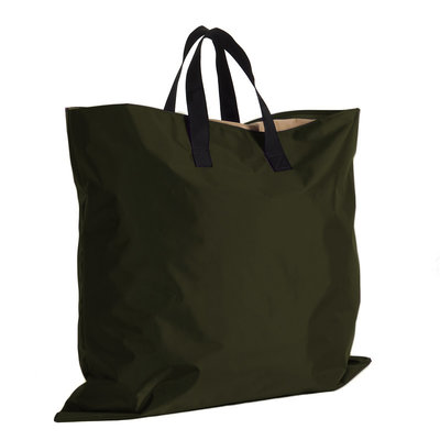 Shopper Legergroen