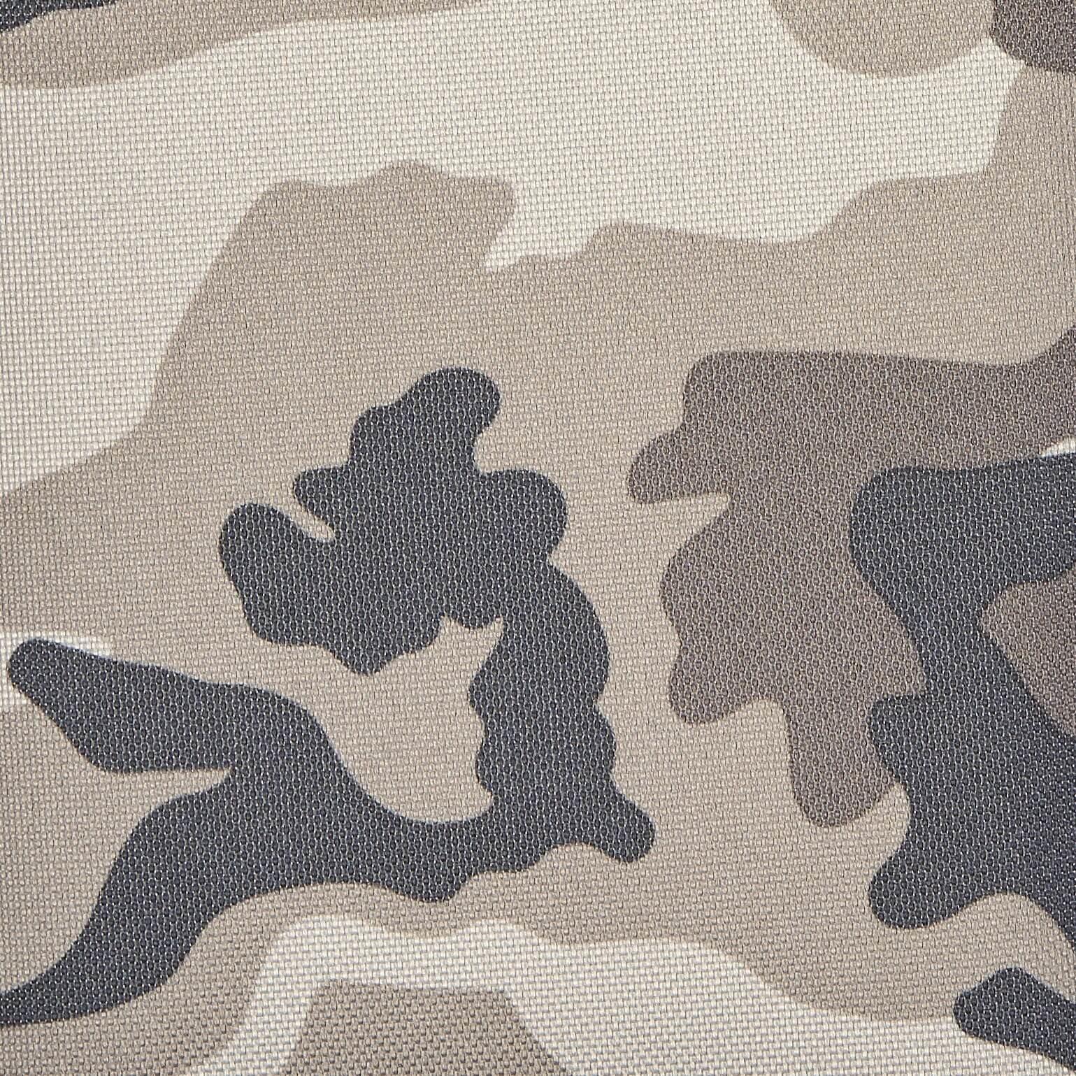 speelkleed in grijze camouflage print van kidz impulz
