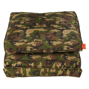 NIEUW !! Seat 'n Sleep in Camouflage prints