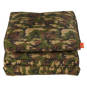 Seat 'n Sleep in Camouflage prints