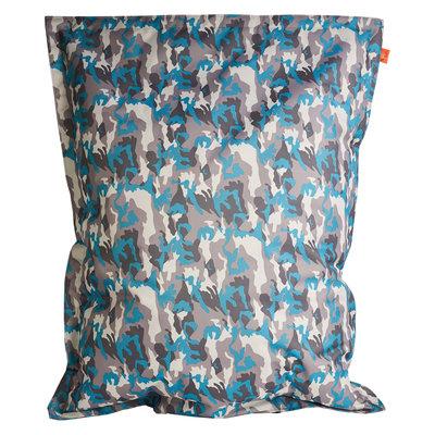 Zitzak in Camouflage prints