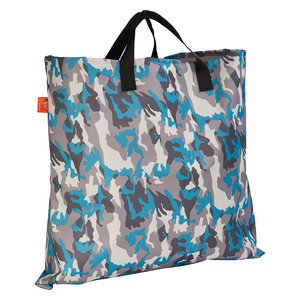 Shopper in Camouflage Print