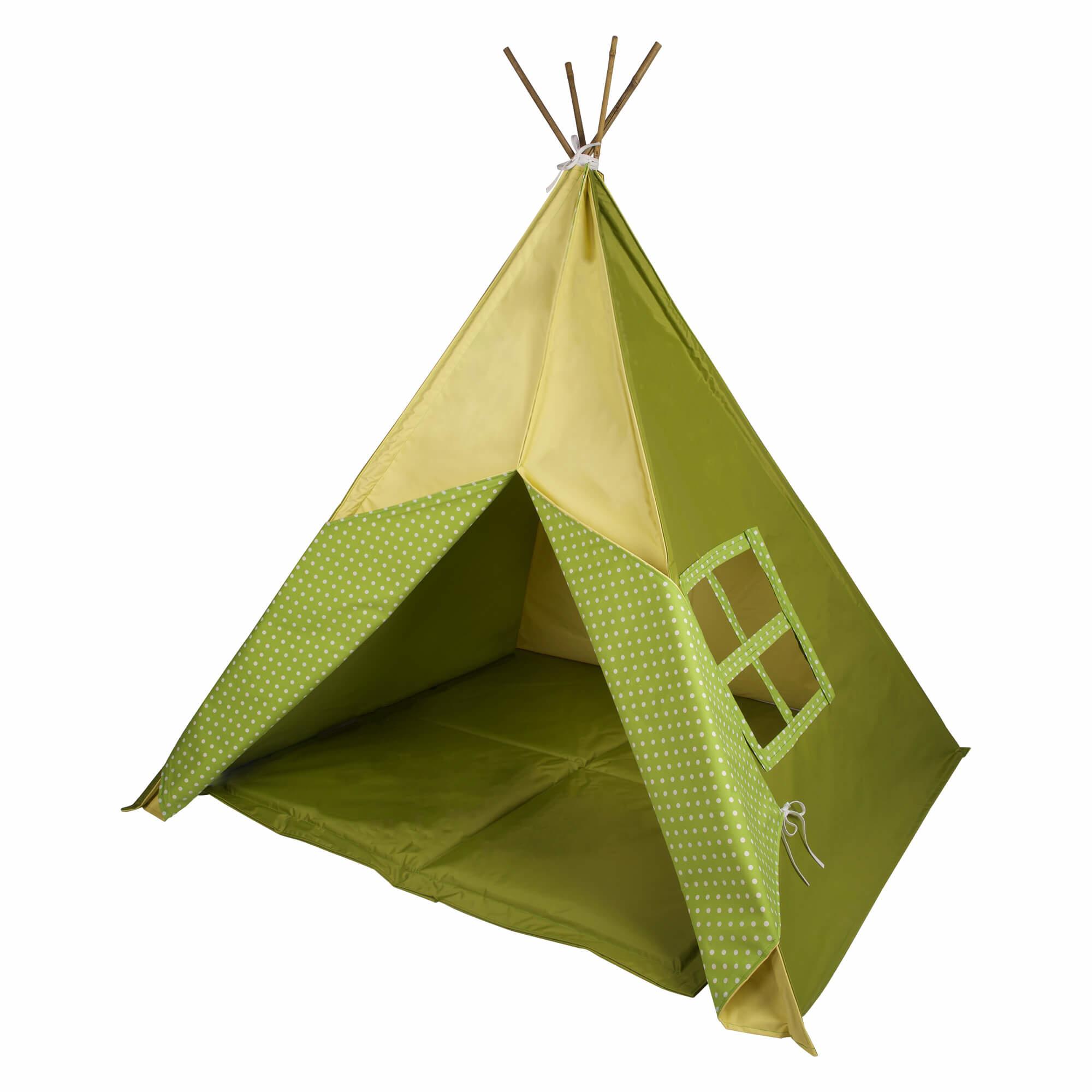 Tipi Tent voor urenlang speelplezier binnen en buiten