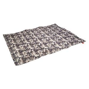 Speelkleed XS  Camouflage print fuchsia 50%korting