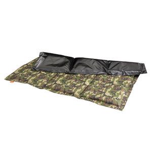 Buitenspeelkleed in Camouflage prints