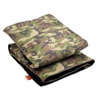 NIEUW!! Buitenspeelkleed in Camouflage prints