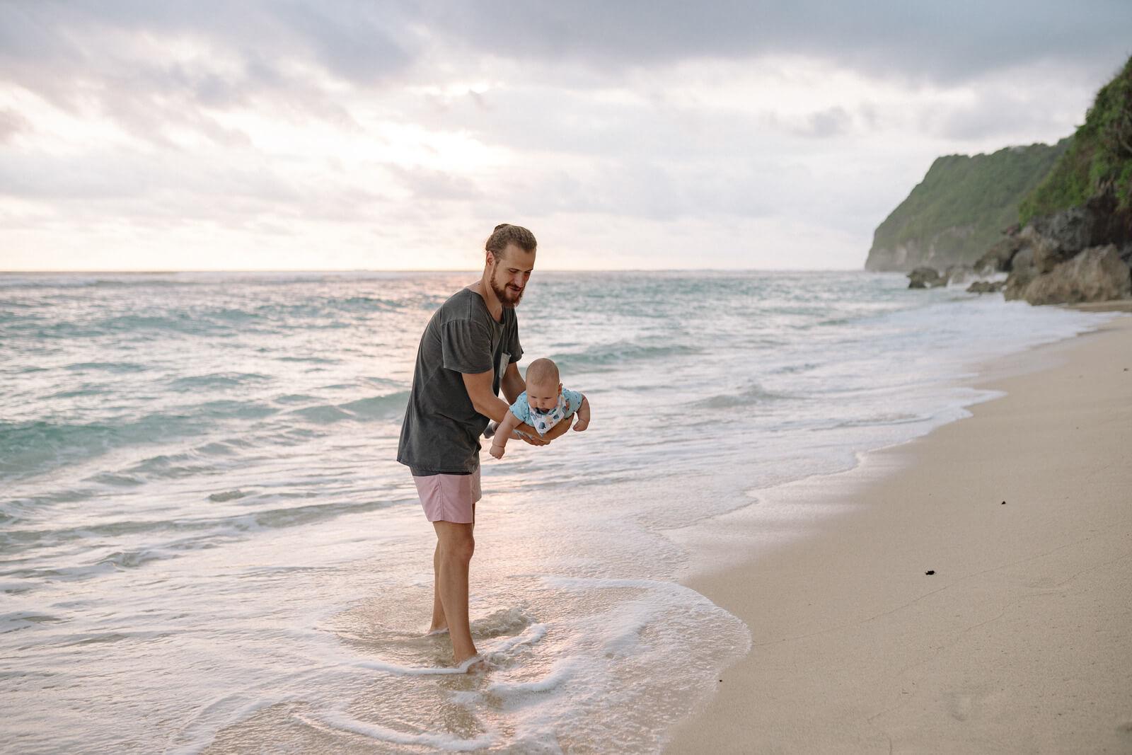 Met je baby op vakantie