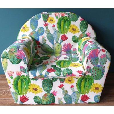 NIEUW! Kinderfauteuil Cactus