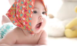 Lekker binnen spelen met je baby
