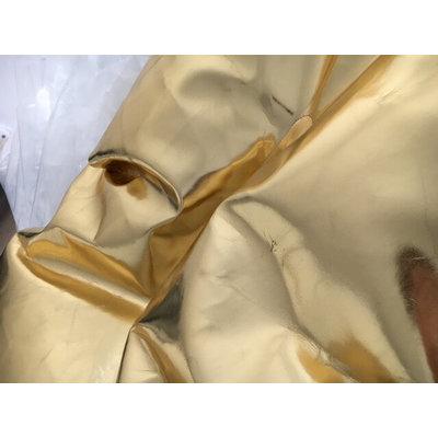 DEMO Aankleedkussen XXL Goud  - €20 korting met vlekje