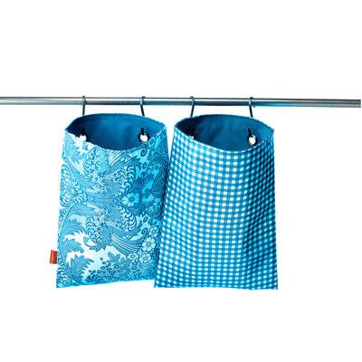 Hang n pack Aqua Ruitje - LAATSTE
