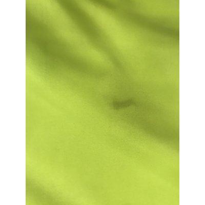 DEMO speelkleed L lime met 50% korting  - met vlekjes