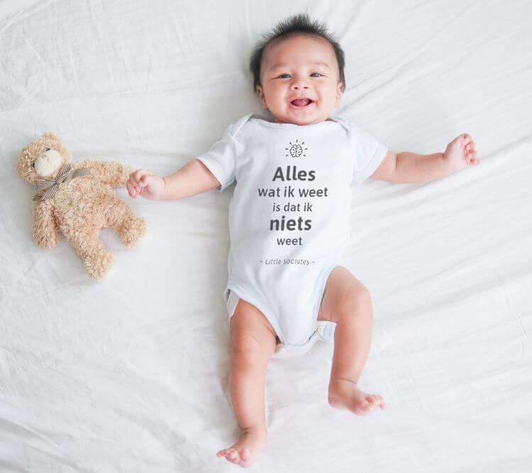 Waarom is het goed om je baby voor te lezen?