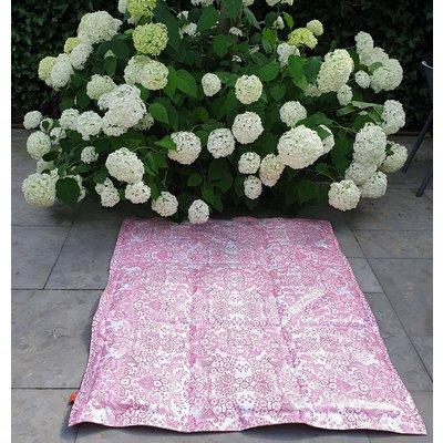 Actie! Speelkleed S  fuchsia barok - voor slechts €47,50