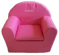 kinderfauteuil roze