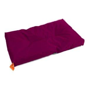 Aankleedkussen Aubergine standaard formaat (70*50 cm)