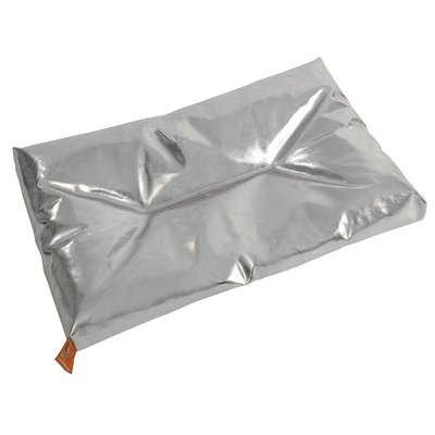 Aankleedkussen Zilver 70*50 cm