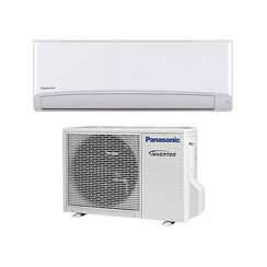 Panasonic KIT-TZ50-TKE - 5 kW Split Wandunit Set