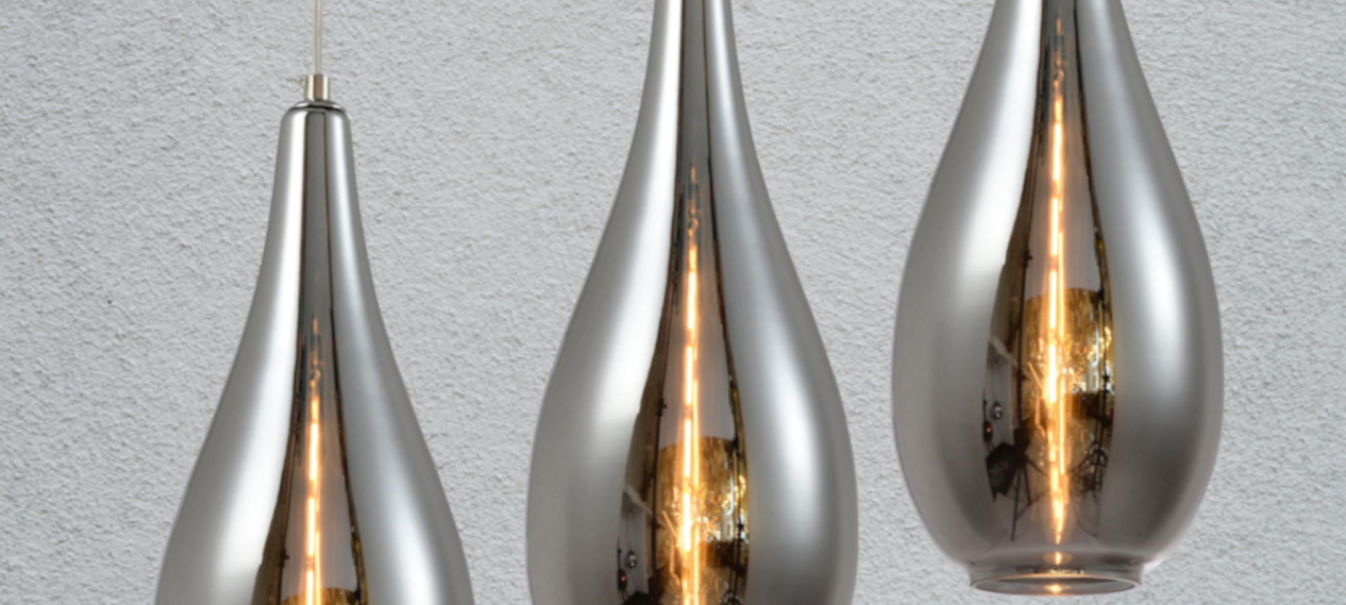 Glazen hanglampen – stijlvol en trendy