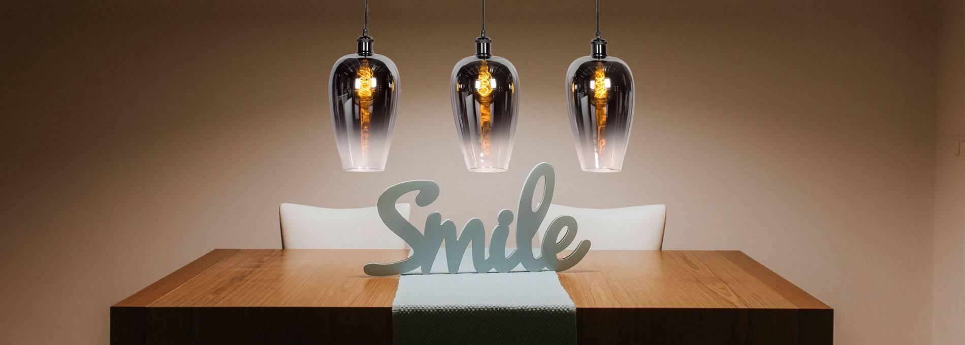 Prachtige hanglampen