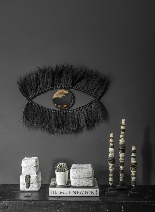 Black Eye Mirror 60x100cm