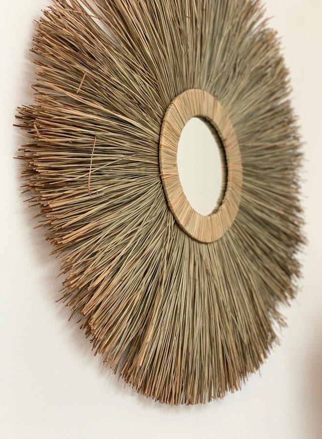 Spiegel Zeegras 90 cm