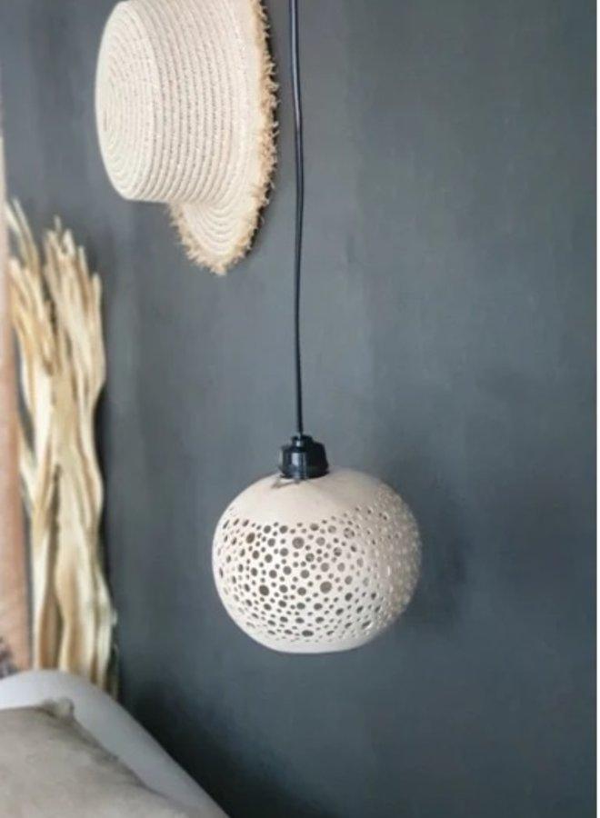 Kokosnoot Lamp