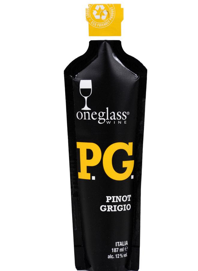 OneGlass Pinot Grigio 187ml