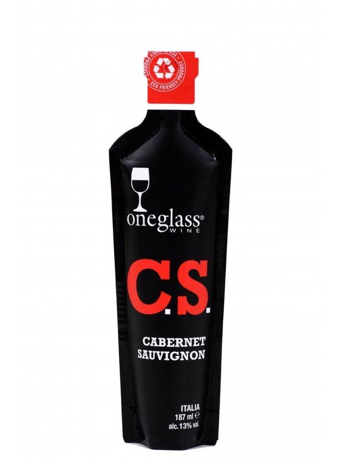 OneGlass Cabernet Sauvignon  187ml