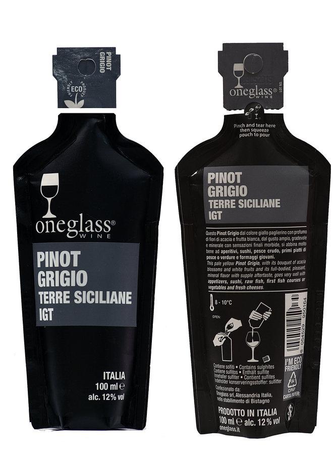 OneGlass Pinot Grigio 100ml
