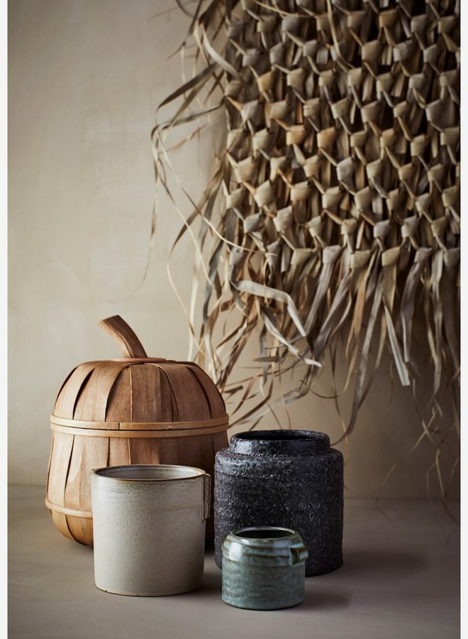 Wanddeco Palmblad 125x150 cm