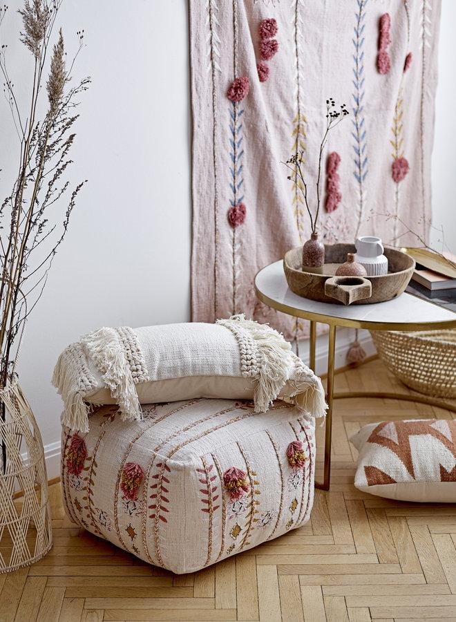 Kussen Katoen Nature Cotton 60x40 cm